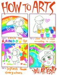 How To Arts by Colours07
