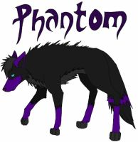 Phantom by WolfLover0925