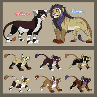 Auction Adoption Cubs nr.7 (CLOSED?) by AdoptionsBMP