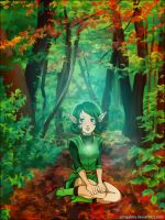 Saria by pongyboy