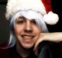 Merry Christmas from Riku by STARSMember930