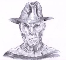 Freddy Krueger The New Blood by ECTO87