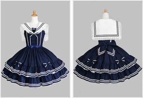 Sweet-lolita-dresses by weodress