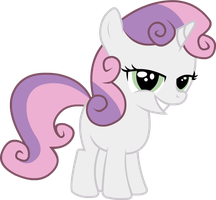 Sweetie Belle by OLEG778