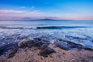 Rangitoto Island by sculpted1