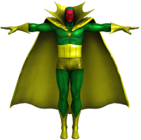 Behold...The Vision!!! [W.I.P.] by iK1L73r