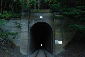 99 year old tunnel by ReRileyIII