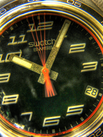 Swatch HDR by 007Nab