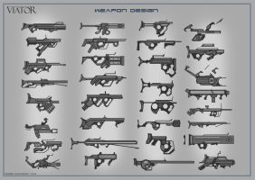 Weapons Copy by RobbieMcSweeney