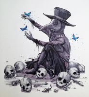 Plague Doctor by Totemos