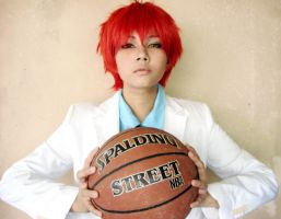 WIP: Akashi Seijuro by shien7aries