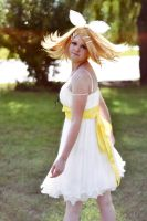 Vocaloid - Kagamine Rin ver. Synchronicity by AmeTsumetay