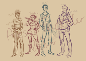 L4D2_WIP by AlessaTrickster