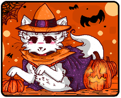 Halloween Time~ by tealightsgalaxy