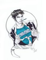 SDCC Commission TOBUSCUS by JocelynAda