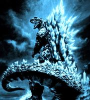 Gojira Wallpaper by killowlsdead