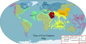 Four Empires Map Final by RenDragonClaw