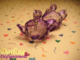 PURPLE TEAPOTS by leggsXisXawsome