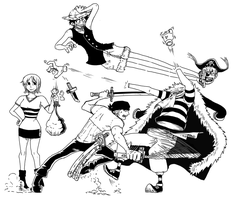 Starting with One Piece by SethKyo