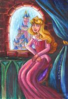 Hail to the Princess Aurora by JeebusOfTheSwatKats