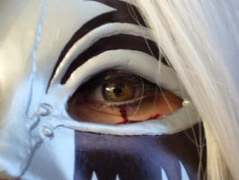 Masked Eye by Lexine90
