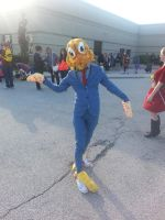 OctoDad Cosplayer: Anime North 2014 by m17barrett