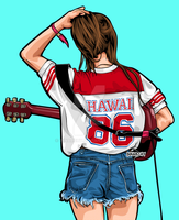 Hawaii 86 by innarchy