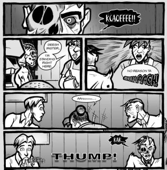 Zombie Ordeal by 11ZOMBIES