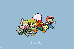 Let's Play by Hut2018