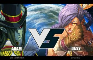 Adam  VS  Dizzy by theCHAMBA