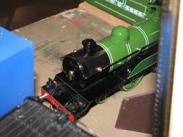 ACE Trains CELEBRATION Class LNER 2006 by TaionaFan369