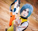 Borderlands - Maya by altugisler
