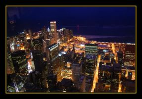 Chicago by night I by nutnic
