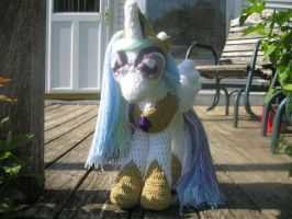 Princess Celestial crochet by cbs