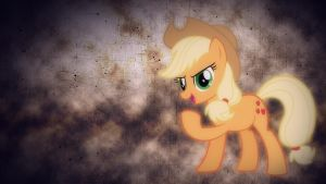 Applejack Wallpaper by ZeeGaaS