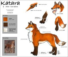 The new Katara - Sheet by kataviech