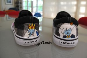 Adventure Time shoe 3 by haru2nate