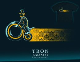 Tron Ancestry by InfinityWave