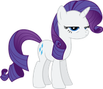 Rarity - Don't Mess With My Mane Again... by TomFraggle