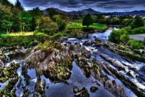 ring of kerry by oeminler
