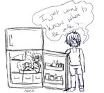 TAMA IS MISSING (Badly Drawn Comics - PT 5/5) by Oruroo