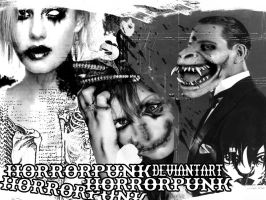 Horror Punk Wallpaper by HorrorPunk