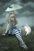 Rainy Day by MADmoiselleMeli