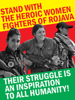 YPJ Solidarity by Party9999999