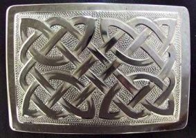 Belt Buckle by Teuchtar