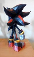 Shadow the Hedgehog - e by Destro2k