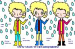 Chris Stuck In Rain Adoptables (free) by Adopt-a-Jonnypuff