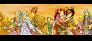 Golden Sun 2 The Lost Age Ending Scene by OneFourtySevenAM