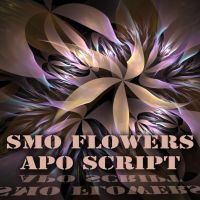 Smo Flowers Apo Script by Epogh