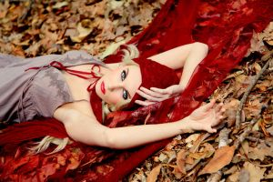 Little Red riding hood by fae-photography